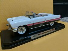 Road Signature 1955 Packard Caribbean Deluxe Edition 1/18 Scale Die cast No Box