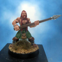 Painted I-Kore Celtos Miniature Gael Warrior I
