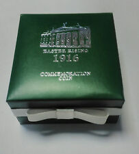 1916 Irish Easter Rising Commemorative Centenary Coin Edition in Gift Box