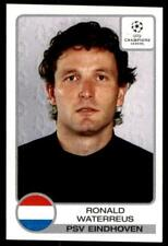 Panini Champions League 2001-2002 Ronald Waterreus PSV Eindhoven No. 97