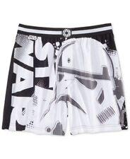 Bioworld Star Wars Storm Trooper Boxers Black Mens Size Medium