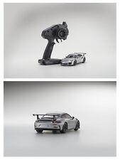 Kyosho Mini-z RWD Porsche 911 Gt3 2wd Silver Auto radiocomandata