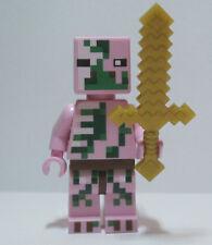 LEGO Minecraft 21139 Schweinezombie (Figur, Zombie-Pigman) unbespielt