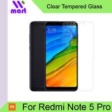 Clear Tempered Glass Screen Protector For Xiaomi Redmi Note 5 Pro
