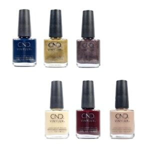 CND Vinylux - Party Ready Collection - All 6 Colors - CHOOSE ANY