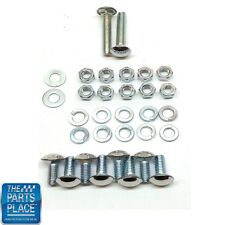1968-69 Chevrolet Camaro Front And Rear Bumper Bolt Kit
