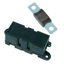Panel Mount Inline Mega Fuse Holder + 500A Fuse Car Van Marine Truck 12V 24V