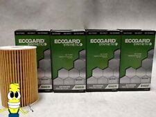 Synthetic Oil Filter for 2012-14 Volkswagen Passat with 2.0L Engine 10k Mile x4