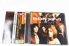 BON JOVI THESE DAYS PHCR-1370 CD JAPAN OBI A13887