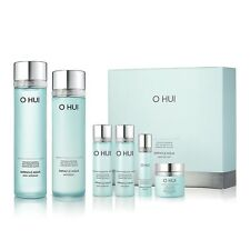 OHUI Miracle Aqua Skincare Special Set for Combination&Oily Skin Korean Cosmetic