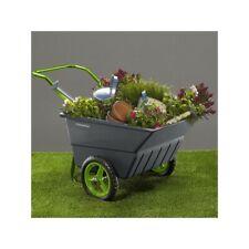 Carriola Carretto da giardino Capacità 110 litri multiuso Verdemax