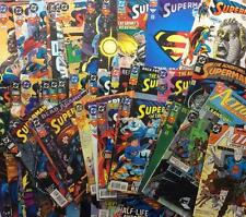 Superman Collector pack. 59 x various issues incl Action comics, Adventures of..