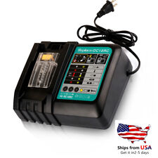18V Makita DC18RC Replace Charger For Makita BL1830 BL1850 BL1830 Fast Charge