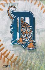 DETROIT TIGERS MLB BASEBALL LOGO FRIDGE MAGNET
