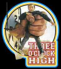 80's Comedy Classic Three O'Clock High Poster Art custom tee Any Size Any Color