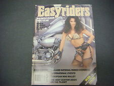 Easyriders Magazine,April 1994,Wildest Issue,Easyrider Grand National Rodeo