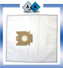 10 sac d'aspirateur étoffe non-tissé Miele Soin Total 5000,Tropic,Blanc Jewel/