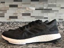f1dc57d1f4779 Adidas PURE BOOST DPR Running Shoes Men s Sz 7.5 Black Grey BB6291