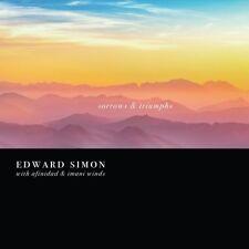 EDWARD SIMON - SORROWS & TRIUMPHS   CD NEUF