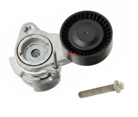 For BMW 2006 v6 Drive Belt Tensioner KIT Pulley+Bolt OEM tension roller e60 e90
