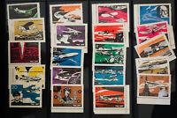 US 48 Tydol Aeronautical Stamp Labels Extremely scarce