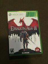 Microsoft XBox 360 Video Game Dragon Age II Rated M NICE