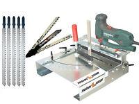 Trenn-Biber 012L für Stichsägen +5 Metabo Makita Bosch u. lang Stichsägeblätter