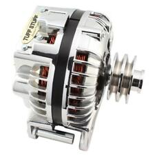 Tuff Stuff Alternator 8509RCDP; OE-Style 100 Amp Chrome for 1960-1988 Chrysler