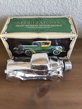 Avon Sterling Six Deepwoods Aftershave Seven Fluid Ounce Decanter Nib
