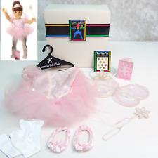 American Girl Pleasant Company SUGAR PLUM FAIRY Nutcracker Suite Ballet Outfit