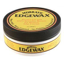 MURRAY'S EDGE WAX Edge Control Premium Gel 100% Australian Beeswax 4oz