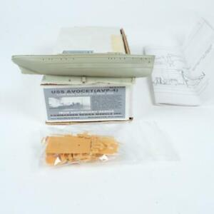Commander Series Models USS Avocet (AVP-4) 1/350 Scale Resin Etch Kit 4-110