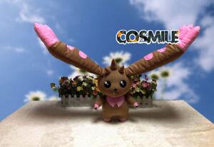 Kuro Black Lopmon Digital Monster Digimon Adventure Plush Doll Toy Handmade