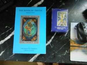 Aleister Crowley - The Book of Thoth & Thoth Tarot Cards