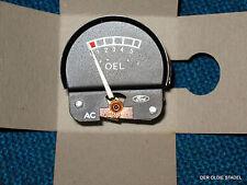 Ford Capri MK1 GT RS2600 RS 2600 Ölmanometer Instrument Oldtimer NEU
