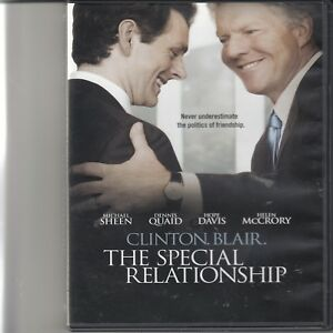 The Special Relationship - Clinton. Blair DVD D6