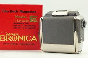 [N Mint IN Karton] Zenza Bronica 120 Rolle Film Hintere Halter 6x4.5 für S S2 Sa