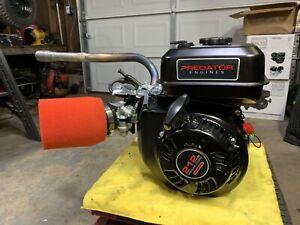 Racing Predator 212 Stage 2 12.5 Hp Mini bike Go kart Engine