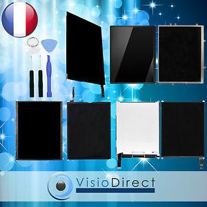 Dalle écran LCD pour Ipad 1 2 3 4 5 Air Mini Mini 2 + outils
