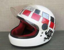 Helmet Vintage 1983 MPA Version Special fantic motor RARE