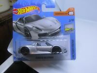 HOT WHEELS 2018 184/365 PORSCHE 918 SPYDER NEW ON CARD