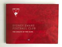 Brand New Mint Condition Sydney Swans AFL Collector 2017 Souvenir Stamp Folder
