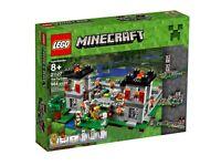 LEGO®  Minecraft 21127 Die Festung   NEU / OVP