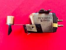 Genuine Pickering UV-15 2400-Q Quad Cartridge w/ shibata d2400-q Needle Stylus