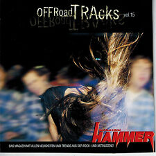 CD Sampler METAL HAMMER Vol. 15 Rock Black Death OFF ROAD TRACKS wie neu Heavy