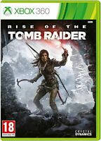 Rise of the Tomb Raider | Xbox 360 | Excellent & Fast Dispatch