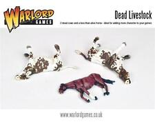 Warlord Games: Dead Livestock - Animali Morti 28mm Miniatures