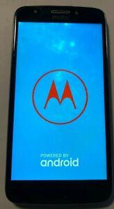[BROKEN] Motorola MOTO E4 Plus XT1775 16 GB (US Cellular) Gray Smart Phone