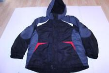 Youth Boys Faded Glory L(10/12) Black & Red Winter Coat