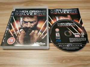 X Men Origins Wolverine Uncaged Edition Sony PlayStation 3 PS3 Complete - Offer